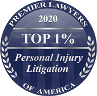 Top 1% Personal Injury Litigation