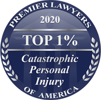 Top 1% Catastrophic Personal Injury