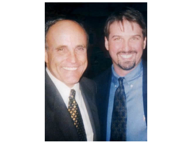 Adam M. Thompson & Rudy Giuliani