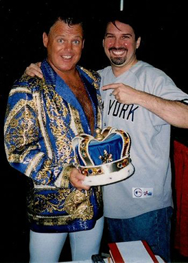"Adam M. Thompson & Jerry ""The King"" Lawler"