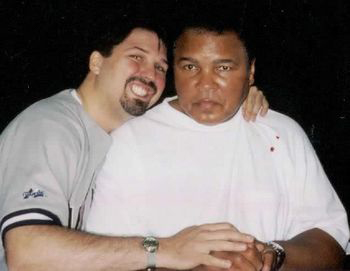 Adam M. Thompson & Muhammad Ali