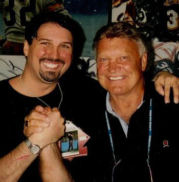 Adam M. Thompson & Bobby Hull
