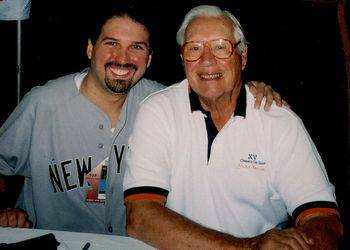 Adam M. Thompson & Bob Feller
