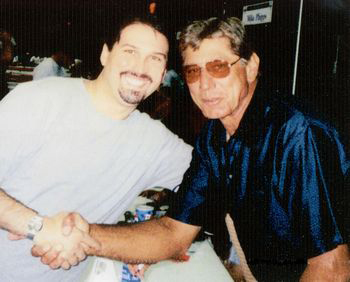 Adam M. Thompson & Broadway Joe Namath
